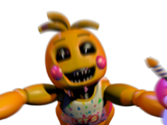 Toy chica jumpscare 8