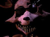 FNaF2 - Alucinación Foxy sin Ojos