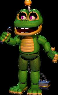 FFPS Happy Frog Model