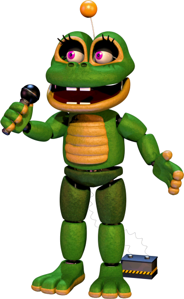 Happy Frog | Five Nights at Freddy's Wiki | FANDOM powered ...