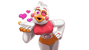 UCN - Funtime Chica - Pose 2