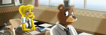 UCN ToyChica THSY (Freddy)