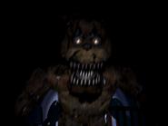 Nightmare freddy drugi jumpscare 4