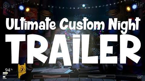 Ultimate Custom Night Official Trailer-0
