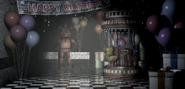 FNaF2 - Game Area (Toy Freddy sin BB)