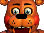 Toy freddy jumpscare 7