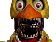 Withered chica jumpscare 12