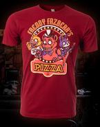 FazbearPizza Shirt thumbnail