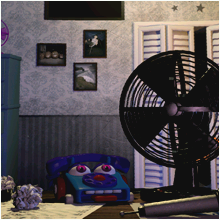 UCN - Office FNaF 4 - Icono de Menú