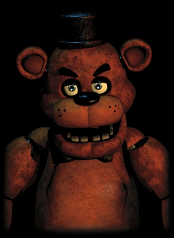 Freddy Fazbear | Five Nights at Freddy's Wiki | FANDOM