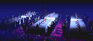 FNaF - Dining Area (Freddy - Iluminado)