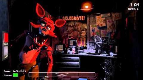 Five Nights at Freddy's - Full Scream Sound