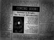 Diario Fazbear's Fright