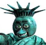 LibertyChicaPlushsuit