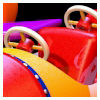 Riding Rockets Icon