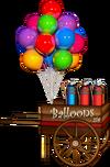 Balloon Cart - Catálogo (FFPS)