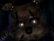 Nightmare freddy pierwszy jumpscare 16