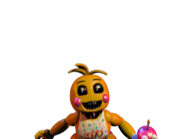 Toy chica jumpscare 4