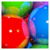 Balloon Cart Icon