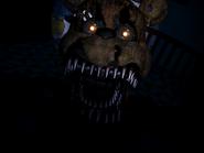 Nightmare freddy drugi jumpscare 26