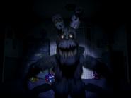 Nightmare bonnie drugi jumpscare 6