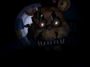 Nightmare freddy drugi jumpscare 20