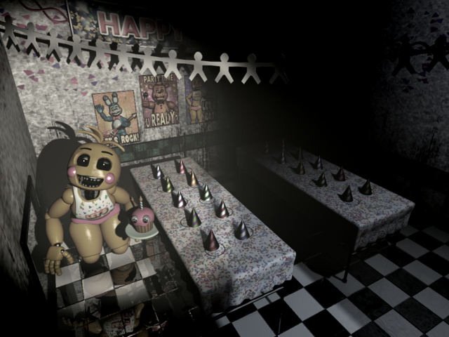 File:Toy Chica Entering Vent.png