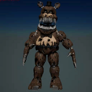 ICO ActionFigureNightmareFredbear
