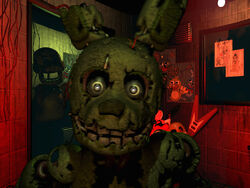 Deaths & Jumpscares | Five Nights at Freddy's Wiki | FANDOM