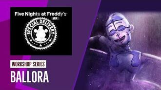 FNAF AR Workshop Series Ballora