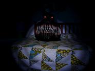 Koszmar łóżko