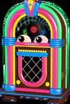 Neon-jukebox-fnaf