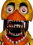 Withered ChicaCN-0