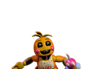 Toy chica jumpscare 5