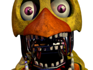Withered chica jumpscare 10