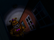 Fredbear righthall far