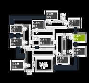 FNaF3 - Mapa (CAM 04)