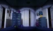 FNaF4 - Dormitorio (Completamente iluminado)