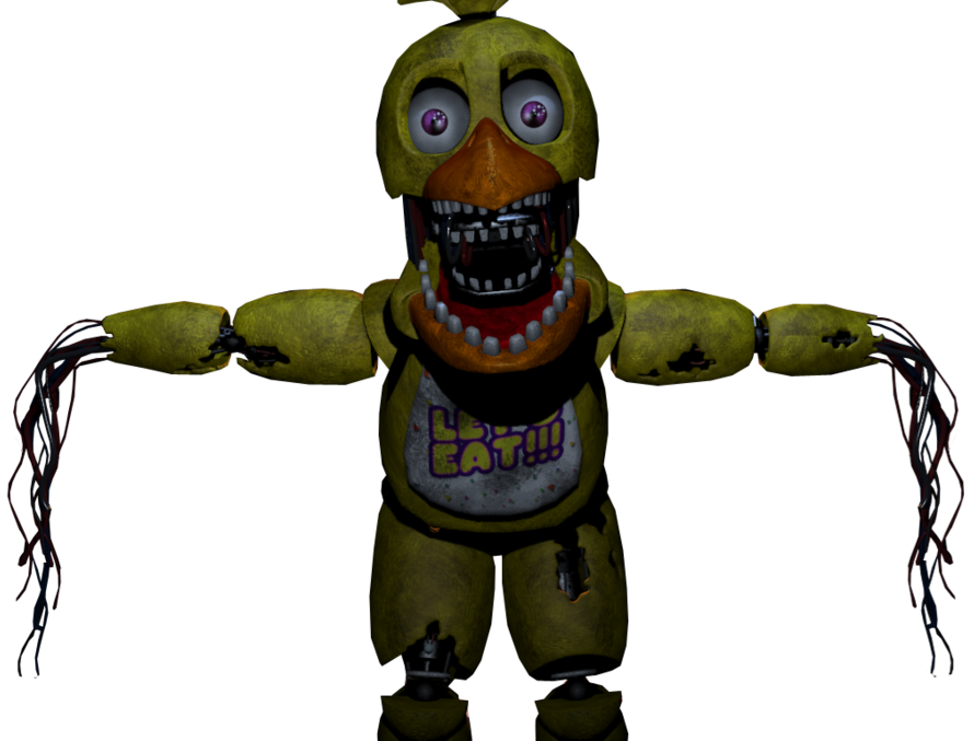 Chicawithered Five Nights At Freddys Wiki Fandom Powered By Wikia