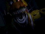 Nightmare chica jumpscare 9