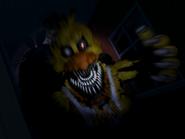 Nightmare chica jumpscare 3