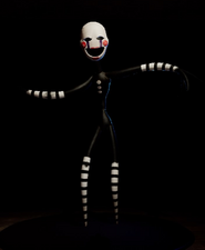 The Puppet | Five Nights at Freddy's Wiki | FANDOM powered