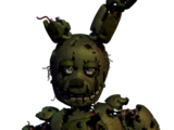 William Afton/Springtrap