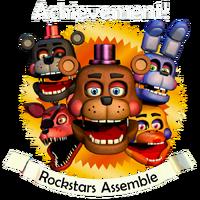 Rockstar Assemble - Logro obtenido (FFPS)