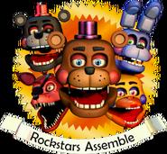 Rockstar Assemble - Menú (FFPS)