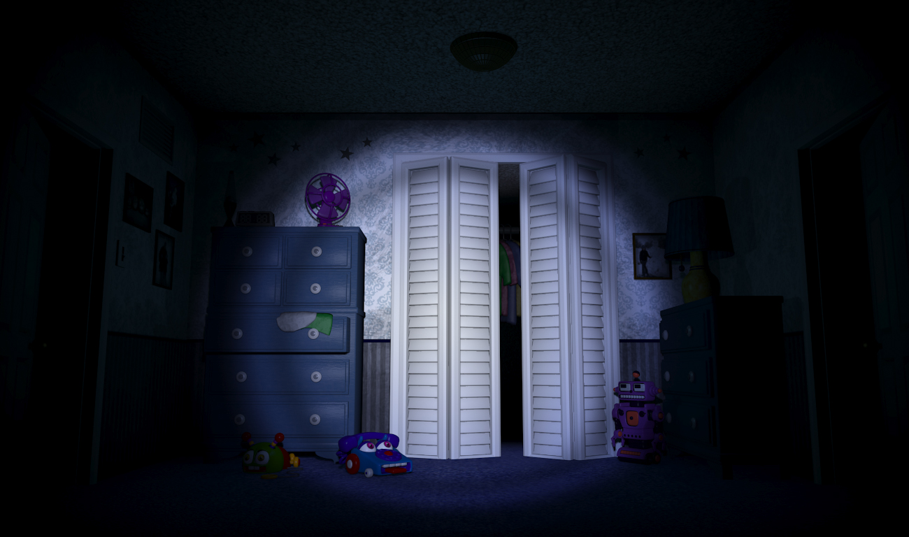 five nights at freddys 1 unlimited power apk