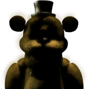 FNaF2 - Golden Freddy Cutscene