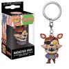 Rockstar Foxy Keychain
