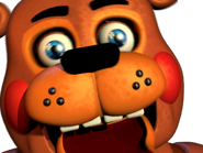 Toy freddy jumpscare 9
