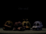 Good Ending FNaF3
